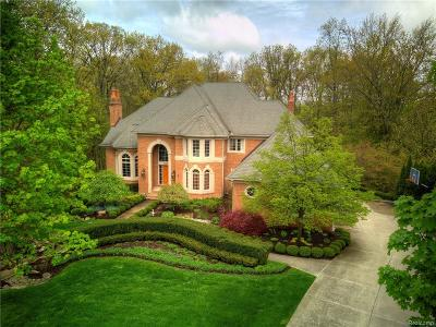 Oakland Twp Single Family Home For Sale: 3505 Moceri Court