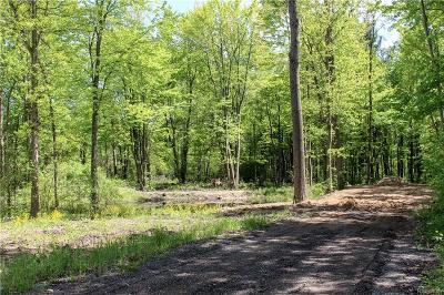 Brandon Twp Residential Lots & Land For Sale: Sherwood Road