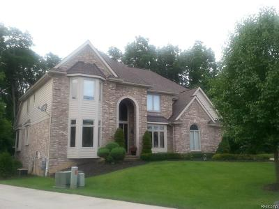 Farmington Hills Single Family Home Contingent - Continue To Show: 22219 Lujon