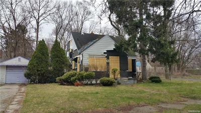 Detroit MI Rental For Rent: $5,000