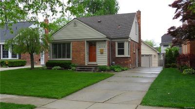 Birmingham Single Family Home For Sale: 1773 Washington Boulevard