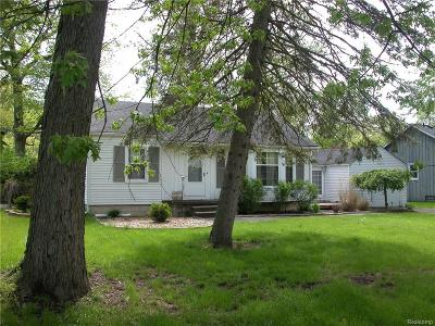 Grosse Ile, Grosse Ile Twp Single Family Home For Sale: 25175 Dallas Drive