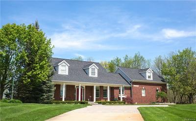 Oakland Twp Single Family Home For Sale: 1997 Parks Road