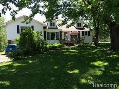 Lyon Twp Single Family Home For Sale: 57103 Grand River Avenue