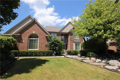 Rochester Single Family Home For Sale: 1420 Tulberry Circle