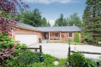 Addison Twp Single Family Home For Sale: 200 Gilmour