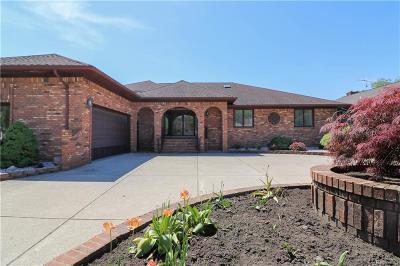Dearborn Heights Single Family Home For Sale: 25729 Wilson Drive
