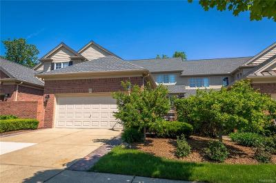 Troy Condo/Townhouse For Sale: 216 Harrington Drive