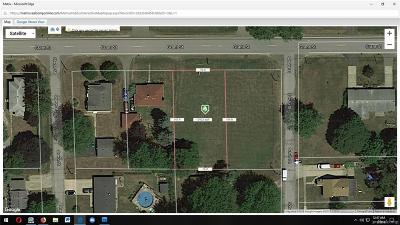 Macomb County, Oakland County, Wayne County Residential Lots & Land For Sale: 99999 Grant
