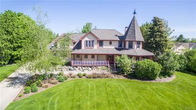 Lyon Twp Single Family Home For Sale: 52300 W Twelve Mile Road