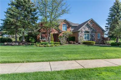 Highland Twp Single Family Home For Sale: 335 Prestwick Trail