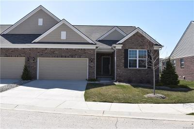 Lake Orion, Orion Twp, Orion Condo/Townhouse For Sale: 2048 Trimble Street