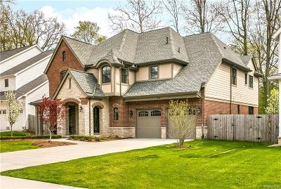 Birmingham Single Family Home For Sale: 654 Shepardbush Street