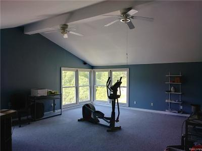 Lake Orion, Orion Twp, Orion Single Family Home For Sale: 3790 Rohr Road