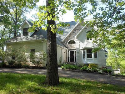 White Lake Single Family Home For Sale: 1324 Lake Jason Drive