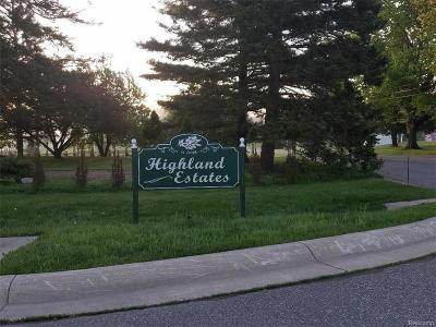 Residential Lots & Land For Sale: A2 Highland Drive