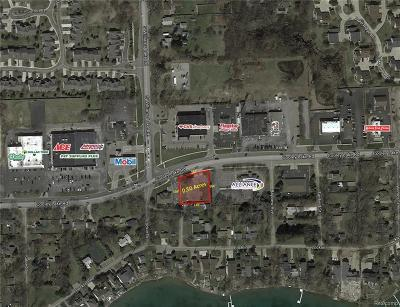 West Bloomfield Twp Residential Lots & Land For Sale: 7881 Cooley Lake Road