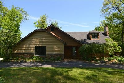 Single Family Home For Sale: 11300 Clark Road