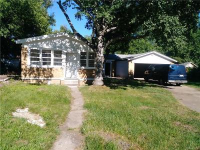 Detroit Single Family Home For Sale: 14960 Littlefield Street