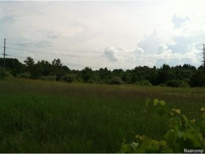 Milford Twp MI Residential Lots & Land For Sale: $74,900