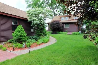 Waterford Twp Single Family Home For Sale: 6824 Brightwood Court