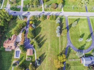 Novi Residential Lots & Land For Sale: 48803 10 Mile Road