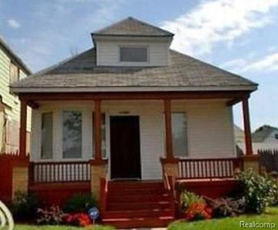 Hamtramck Single Family Home For Sale: 11620 Nagel Street