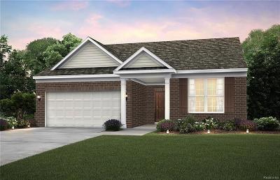 Single Family Home For Sale: 4621 Cranston