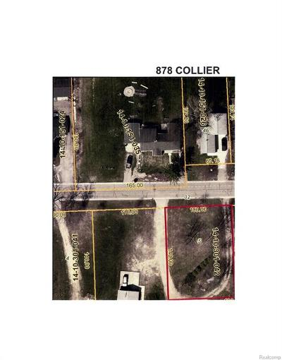 Residential Lots & Land For Sale: Collier