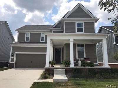 Canton Single Family Home For Sale: 50064 Van Buren