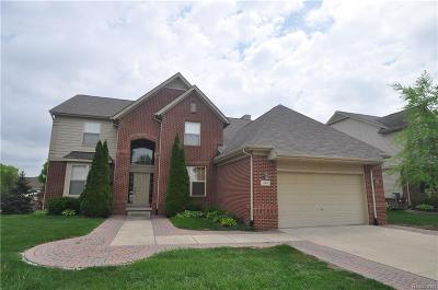 Commerce Twp Single Family Home For Sale: 884 Grandview Drive