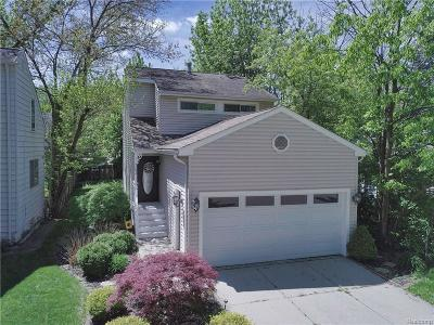 Birmingham Single Family Home For Sale: 702 Davis Avenue