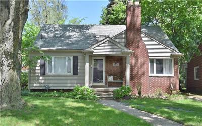 Birmingham Single Family Home For Sale: 2795 Buckingham Avenue