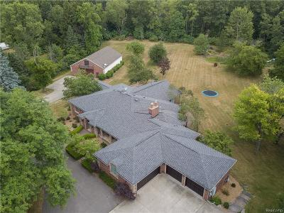 Milford Twp Single Family Home For Sale: 401 Trotter Trail