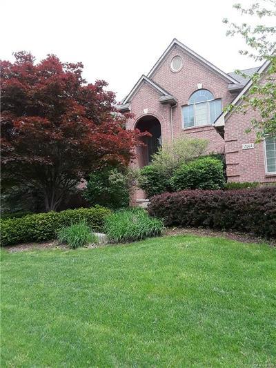 Single Family Home For Sale: 17084 Brooklane Boulevard