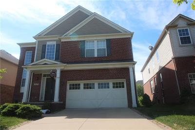 Novi Single Family Home For Sale: 44857 Revere Drive