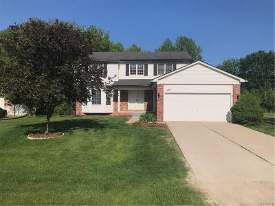 Harrison Twp Single Family Home For Sale: 39200 Elmite Street