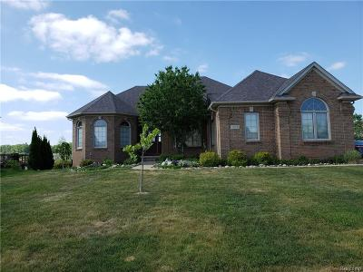 Oxford Single Family Home For Sale: 1570 Glass Lake Circle