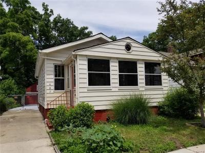 Ferndale Single Family Home For Sale: 487 E Woodland Street