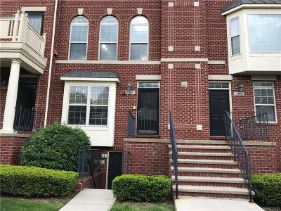 Troy Condo/Townhouse For Sale: 1465 Raliegh Pl