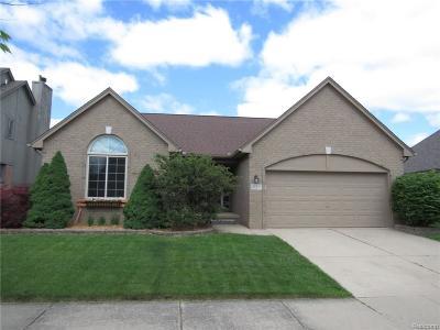 Washington Twp Single Family Home For Sale: 57277 Warwick Drive