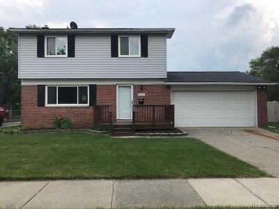 Wayne Single Family Home For Sale: 3964 Niagara Street