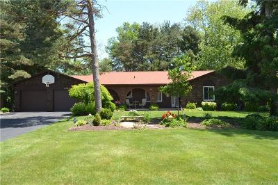 Commerce Single Family Home For Sale: 5050 Winewood Lane