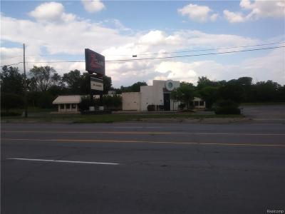 Flint MI Commercial For Sale: $579,000