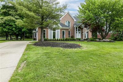 Bloomfield Twp Single Family Home For Sale: 1787 Hickory Bark Lane