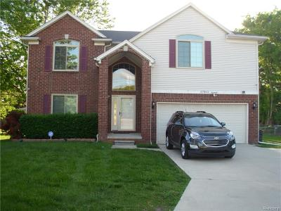 Sterling Heights Single Family Home For Sale: 37393 Dodge Park Road