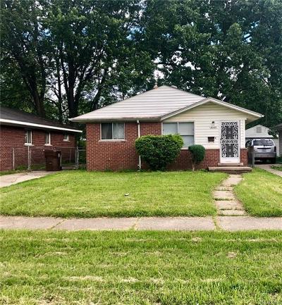 Inkster Single Family Home For Sale: 30145 Glenwood Street