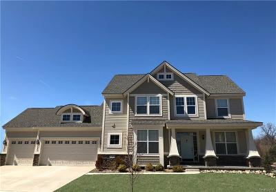 Milford Twp Single Family Home For Sale: 566 Napa Valley Drive