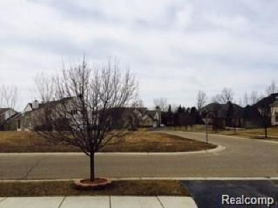 West Bloomfield Twp Residential Lots & Land For Sale: Apple Blossom Trail