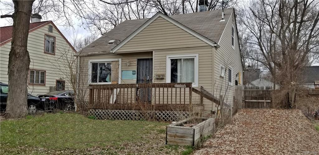 3 Bed 1 Bath Home In Detroit For 15 000